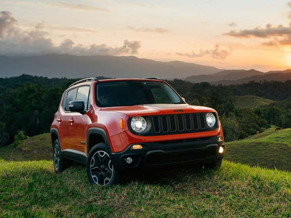 2016 Jeep Renegade Trailhawk Car Review The Trending Small
